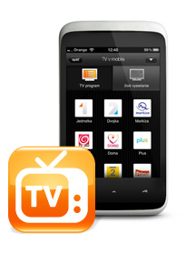 aplikacia od orange orange go prin a pre svojich zakazn kov sledovanie televizie zadarmo iba. Black Bedroom Furniture Sets. Home Design Ideas